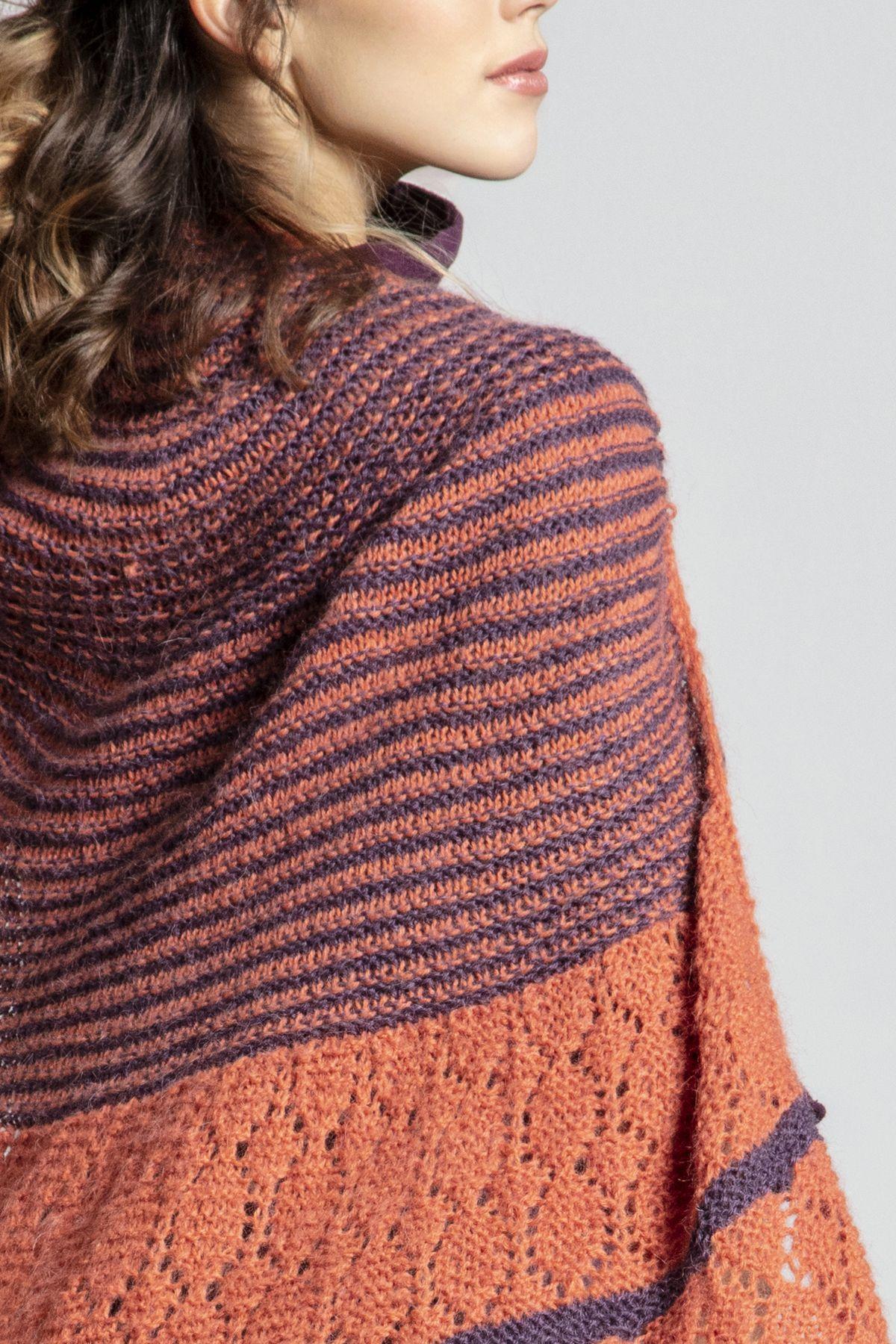 Free Pattern Friday - Magma Shawl   Free pattern, Knitting ...