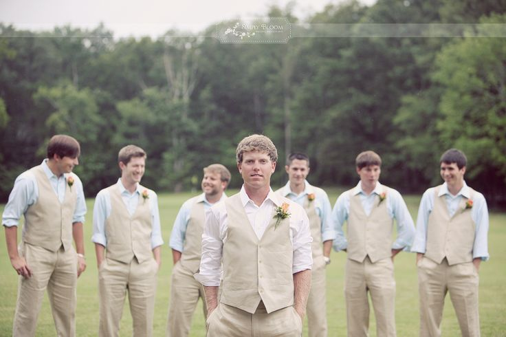 Casual Groom Attire | Groom\'s Attire for a Casual Wedding ...