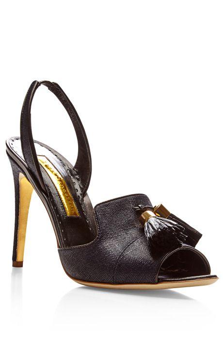 Rupert Sanderson Malory Nude Kid Leather Pumps - Kate Middleton Shoes - Kates Closet