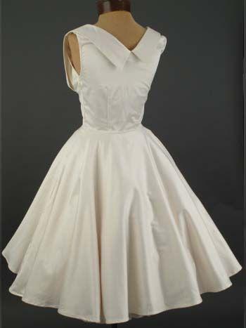 PThe Trashy Diva 50s Inspired Honey Dress Recreated For Their Bridal