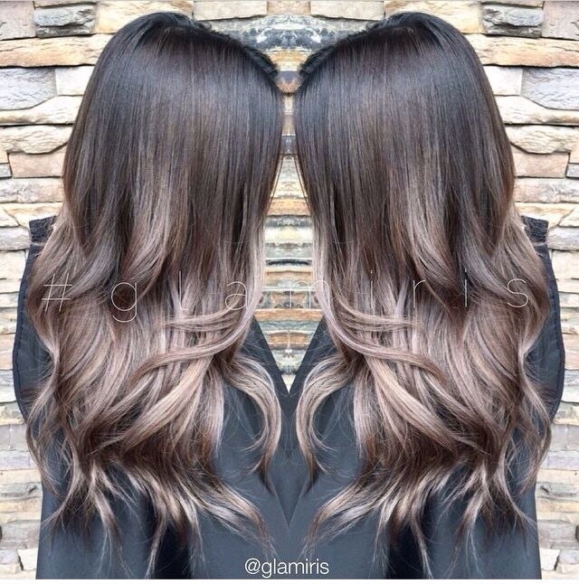 Cool Tones Hair Styles Hair Inspiration Color