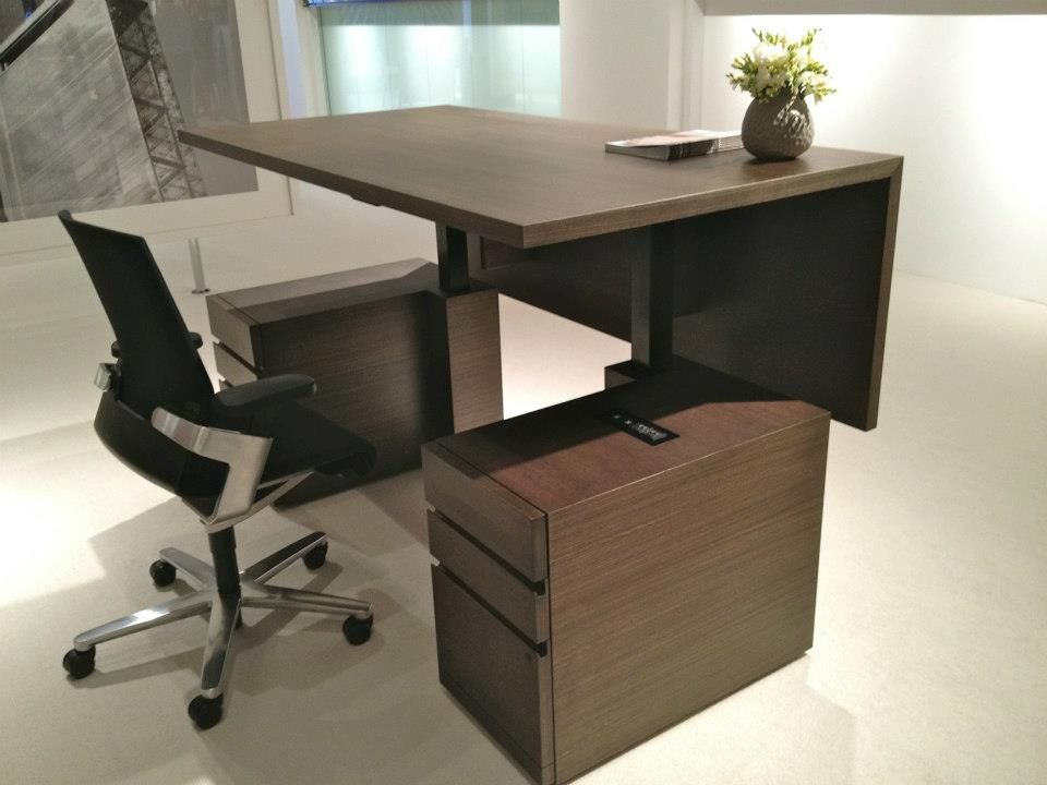 millennia height adjustable desk | lift desk concepts | pinterest