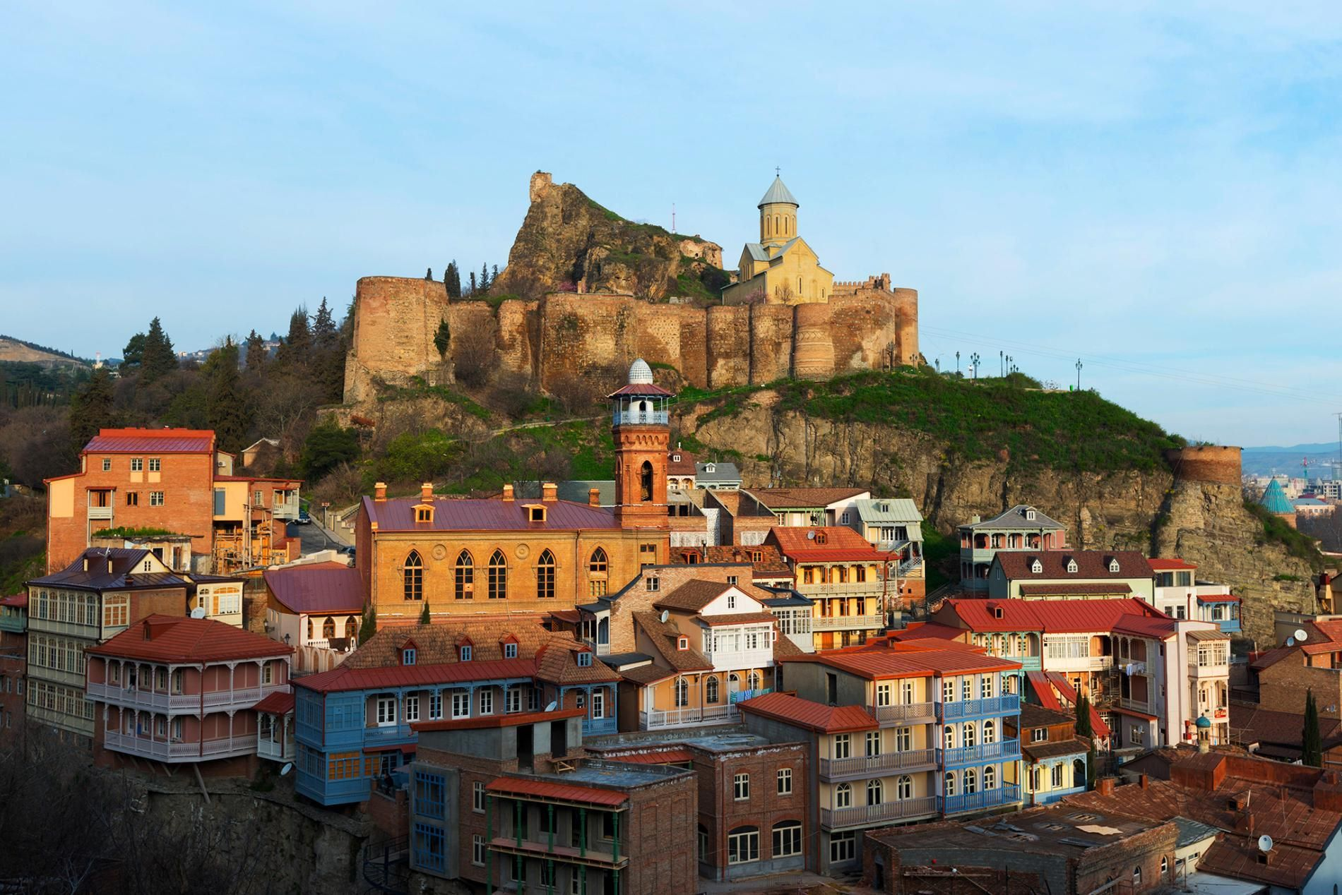 Despite Its Organized Choas Or Perhaps Because Of It Tbilisi Is One Of The Best Most Strikingly Original Cities In The W Tbilisi Places To Visit Favorite City