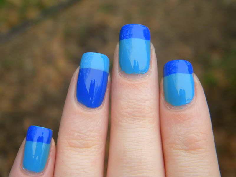 French Tip Nail Designs   French tip nail designs – Step by step ...