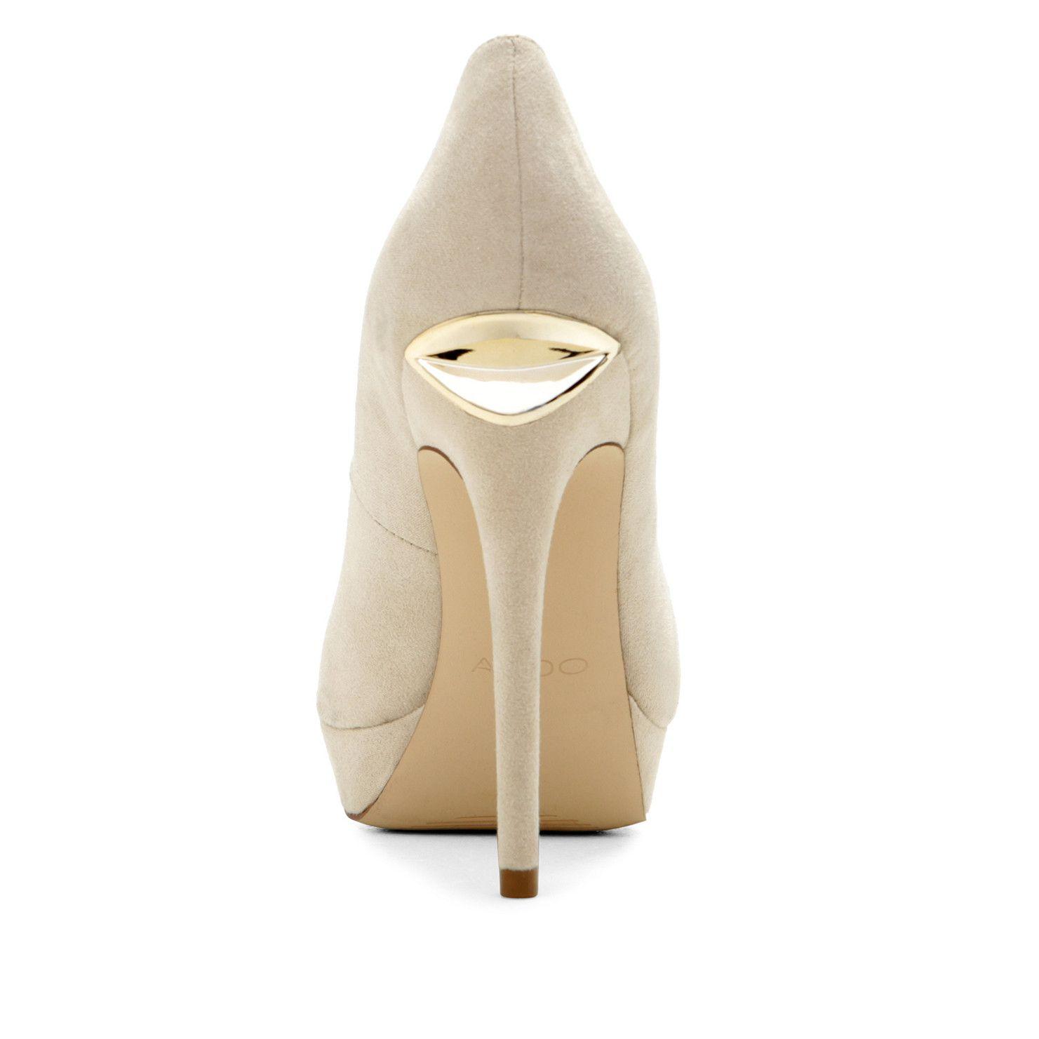 Aldo AOISA pumps bone suede 2015 03 Shoes High HeelsAldoWoman
