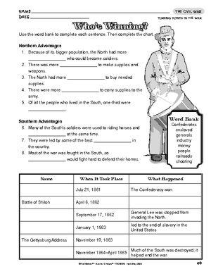 Printables Reconstruction Worksheets worksheet the civil war pinterest wars and social studies