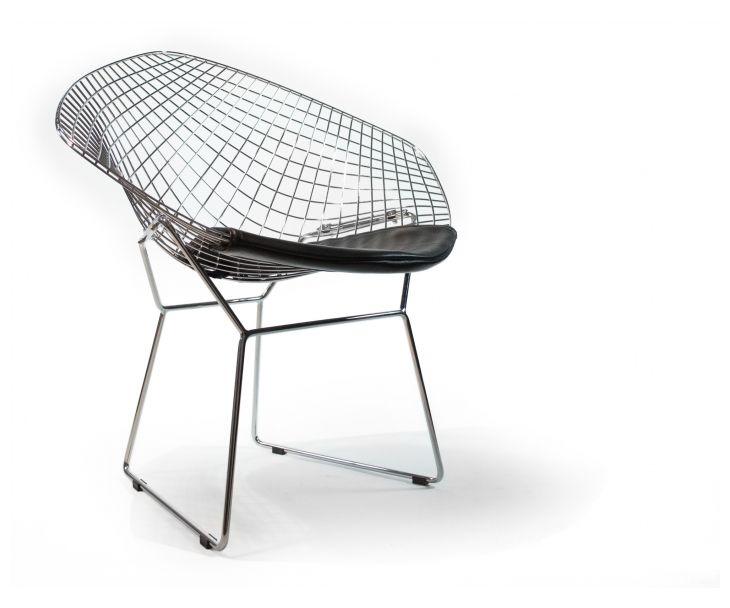 Harry bertoia diamond chair reproduction bertoia