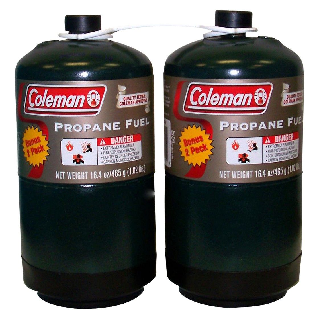 Coleman Propane Fuel Tank - 2 Pk.