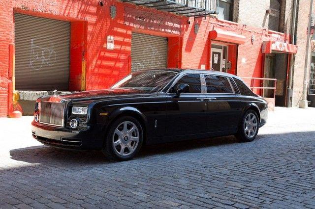 2010 Rolls Royce Phantom     2010 Rolls-Royce Phantom EWB