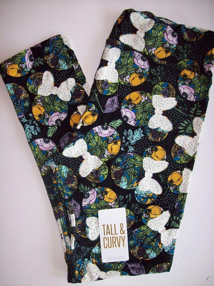 be235e2000cdbd Pin by Picky's eWarehouse on All The Roe Lularoe! | Disney leggings,  Leggings, Bows