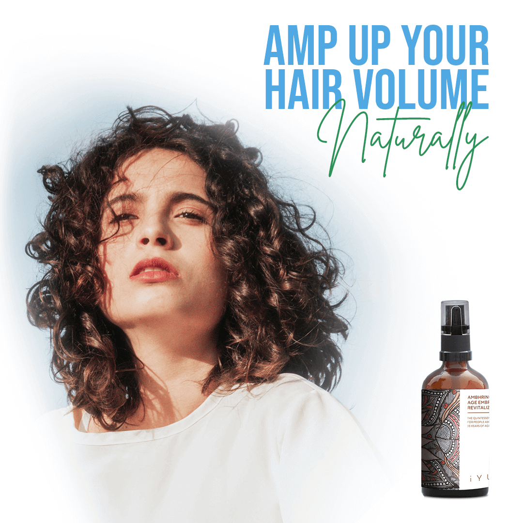 Ambhring Age Embrace Revitalizer and Hair Oil in 2020