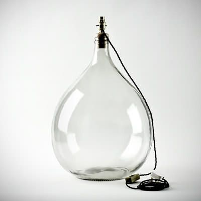 Glass Lamp Base   Google Search
