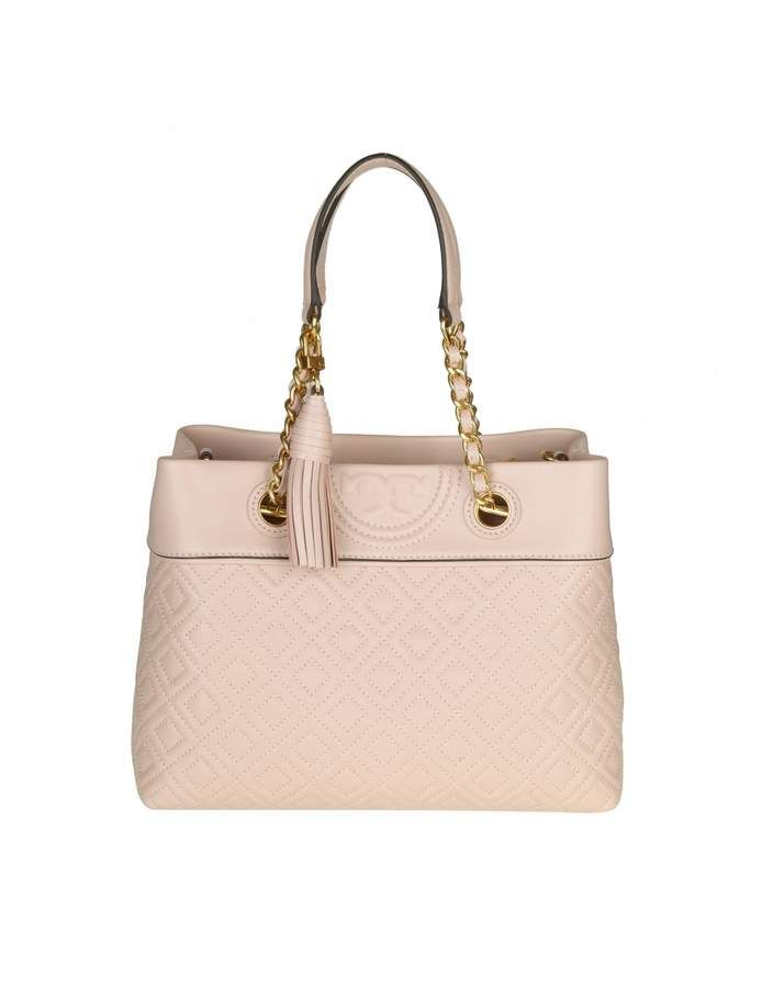 1847a8d4ef18 Tory Burch fleming Small Tote Hand Bag Color Rose Cyprus | Bags in ...