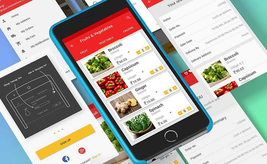 On Demand Grocery Delivery Apps: How to Model The Service For