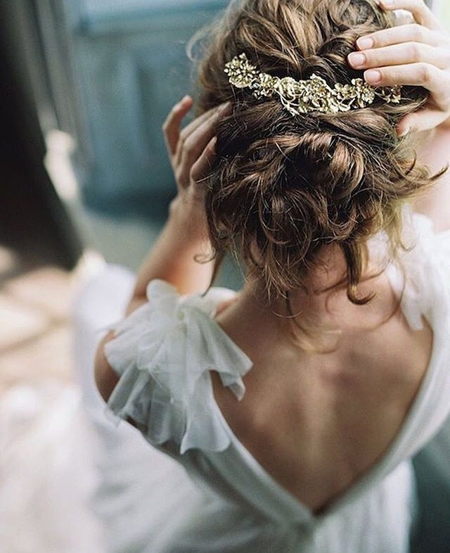 47 Stunning Wedding Hairstyles All Brides Will Love: Wedding Hairstyles Updo, Bridal Hair