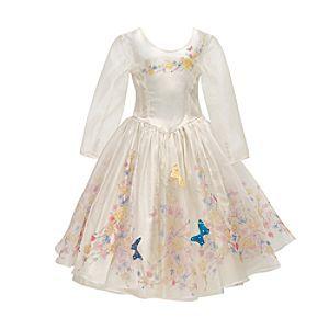 Cinderella deluxe wedding dress costume