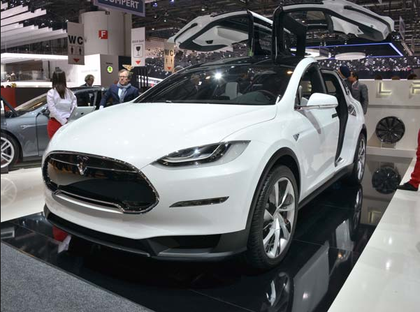 2016 Tesla Model X Is The Featured SUV Image Added In Car Pictures Category By Author On Oct