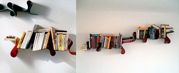 Lovely Rita 1 30 Of The Most Creative Bookshelves Designs
