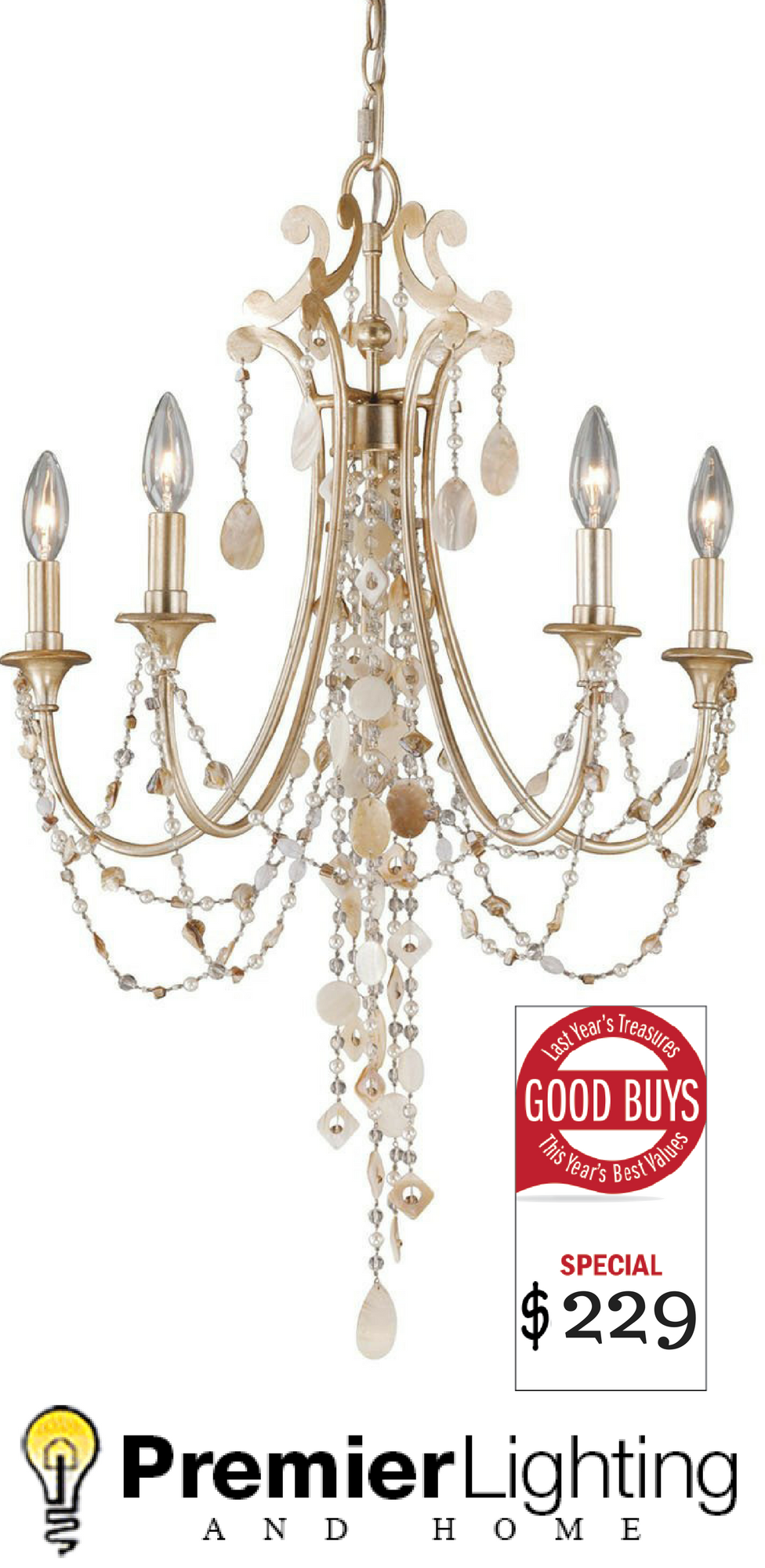 Anastasia 5 light chandelier in silver leaf on clearance anastasia 5 light chandelier in silver leaf on clearance lighting a arubaitofo Gallery