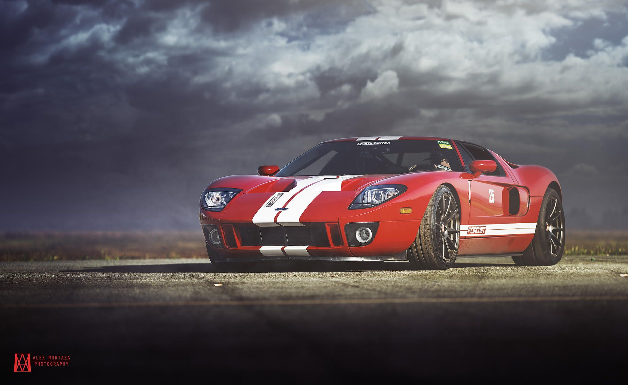Photograph Ford Gt By Alex Murtaza On 500px Ford Gt Sports Car Ford Gt40