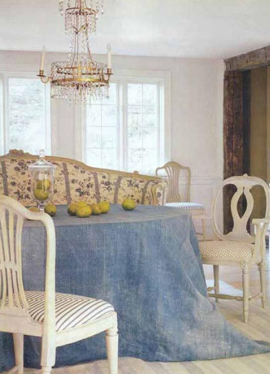 Swedish Interiors swedish country interiors via joni webb(paint my settee & anne's