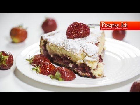 Jak zrobić ciasto biszkoptowe z truskawkami? – Przepisy Joli - Przepisy Joli