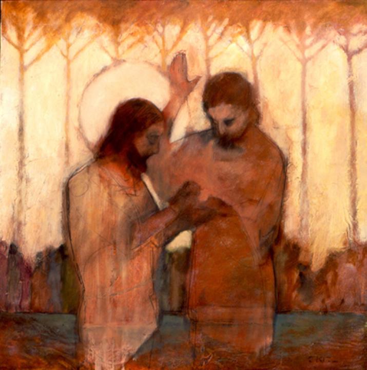 baptism by j kirk richards