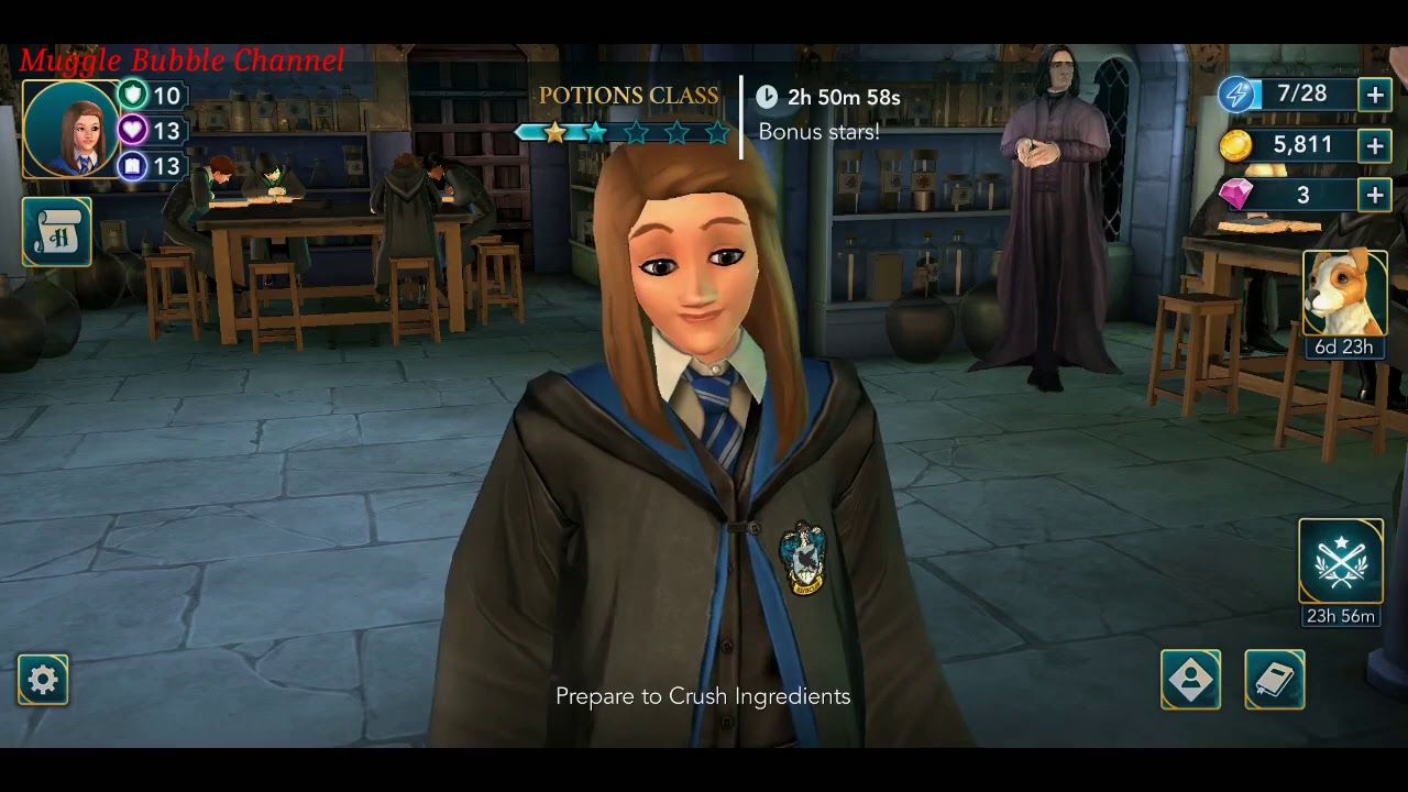 Harry Potter Hogwarts Mystery Gameplay 17 Hogwarts Mystery Harry Potter Hogwarts Hogwarts
