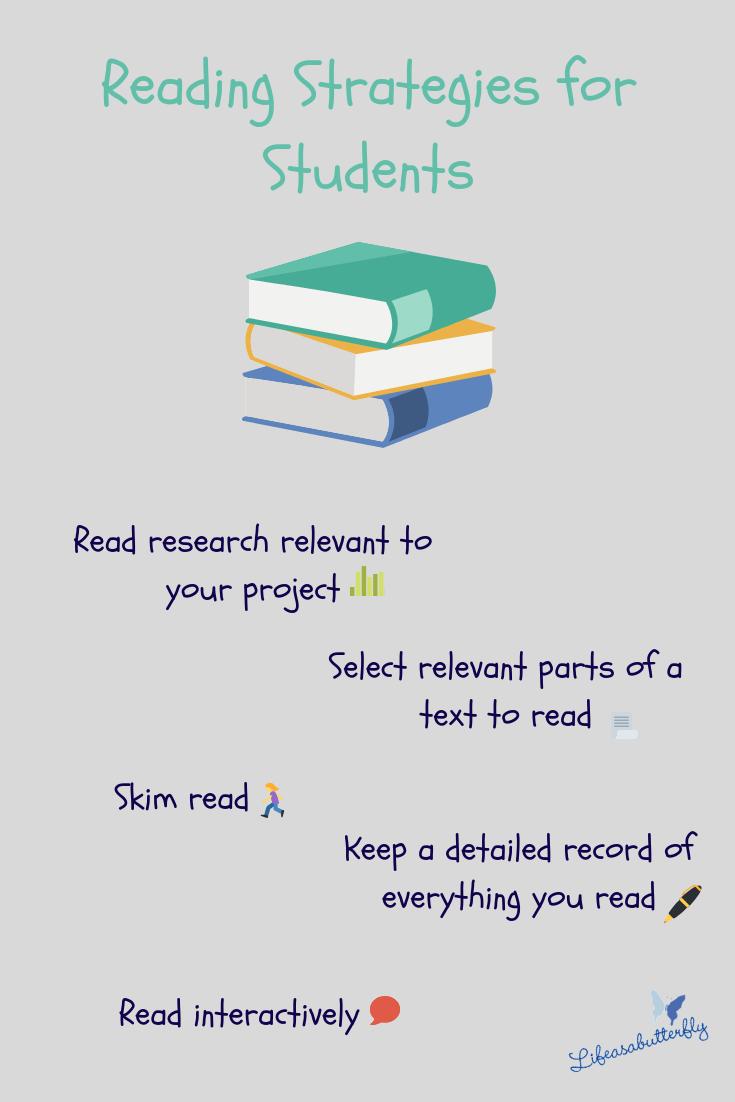 Reading Strategie For University Student Tourism Teacher Of Dissertation Library Master