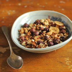 Overnight Muesli - Dr. Weil's Daily Tip