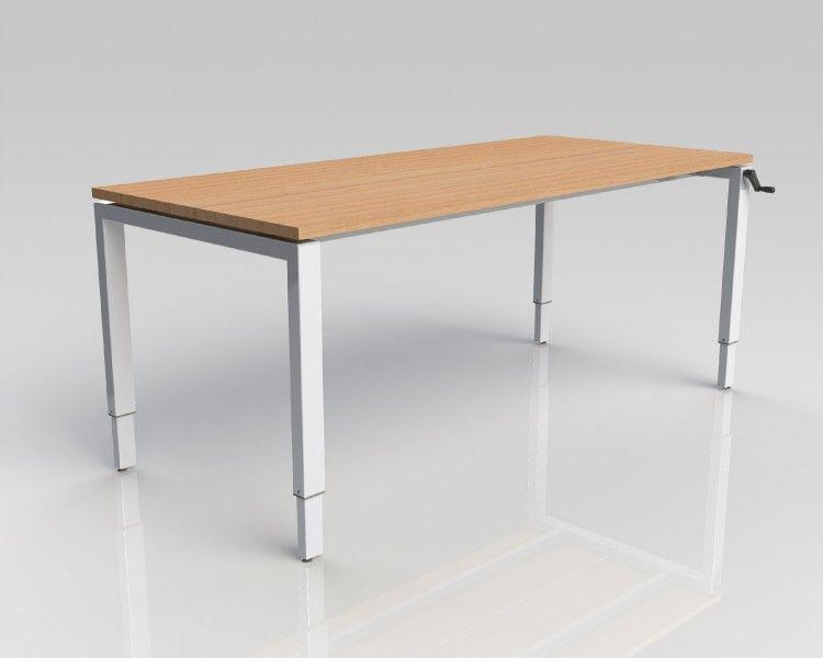diy height adjustable table legs