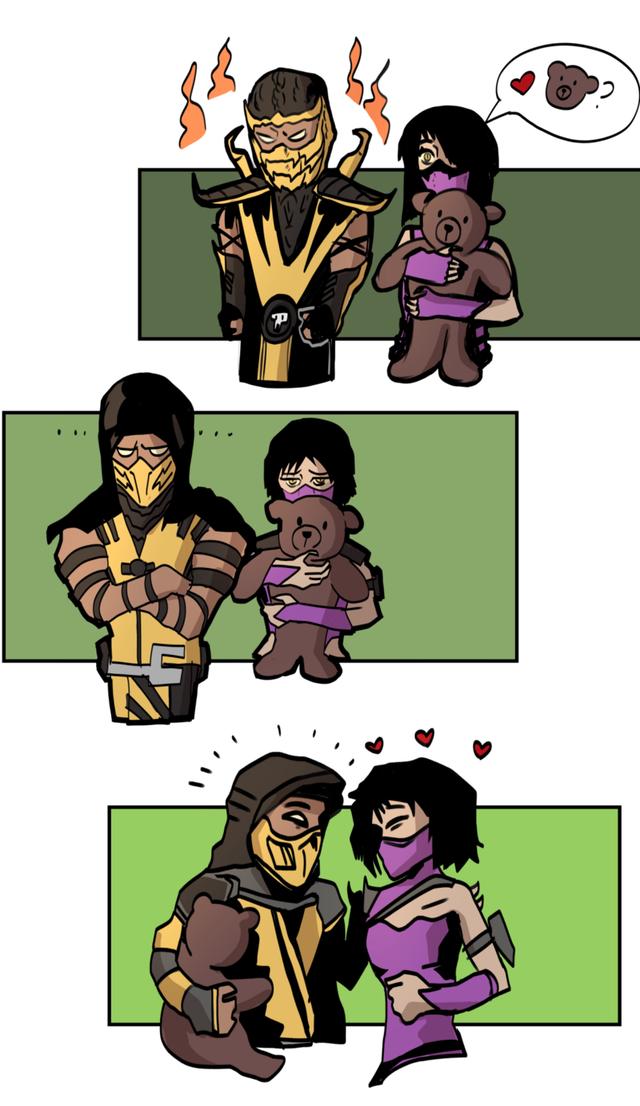 Finish Him Mortal Kombat Characters Mortal Kombat Comics Mortal Kombat Art
