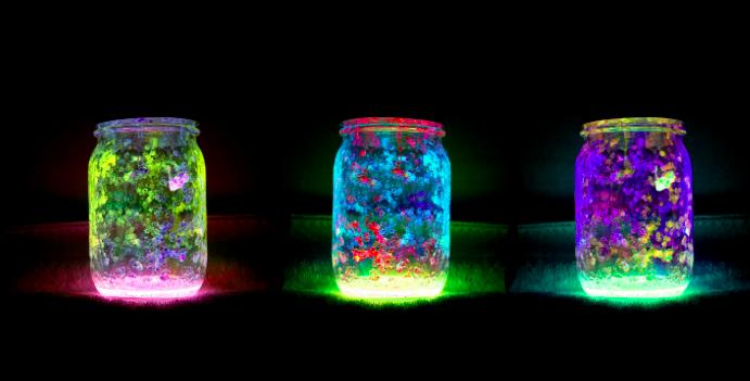 Diy Fairy Glow Jars With Images Fairy Glow Jars Glow Jars