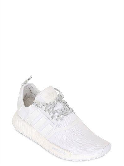 Adidas Originals, Nmd r1 sneakers, White, Luisaviaroma