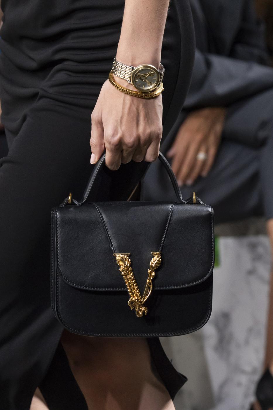 Versace at Milan Fashion Week Spring 2020 in 2020