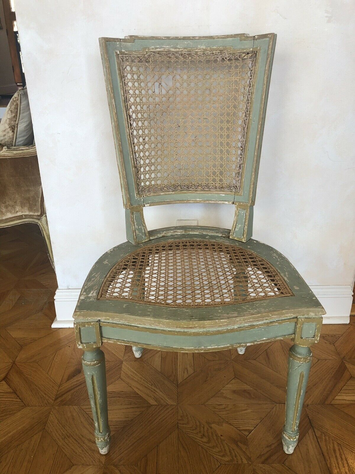 French Very Old Antique Chairs In 2020