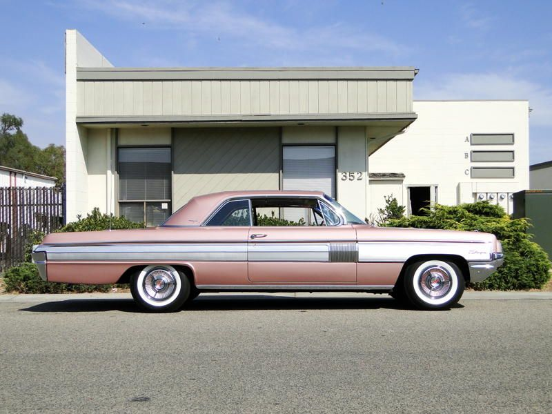 1962 OLDSMOBILE STARFIRE 2 DOOR COUPE - 93660- Barrett-Jackson Auction  Company - Worlds Greatest Collector Car Auctions | Oldsmobile, Starfire,  Coupe