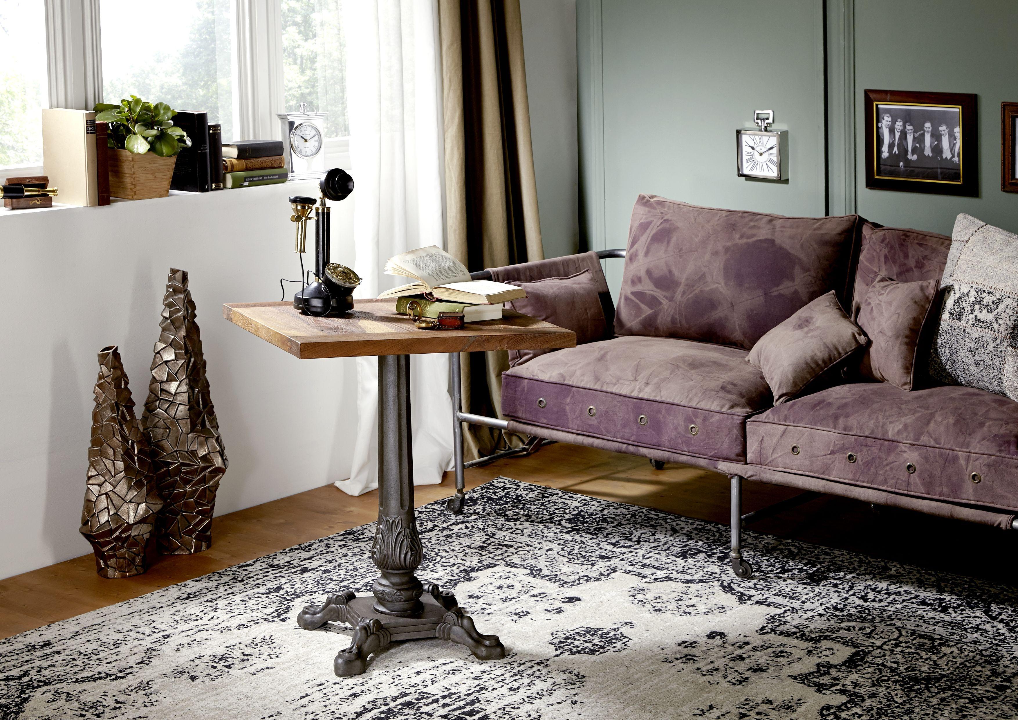 Vintage wohnzimmertisch tisch der serie us original dank dem aufregenden steampunk