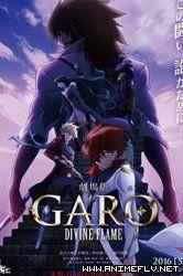 Garo Movie Divine Flame Online Hd Animeflv Peliculas De Anime