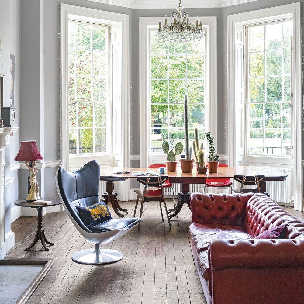 Summer living room ideas | Retro living rooms ...