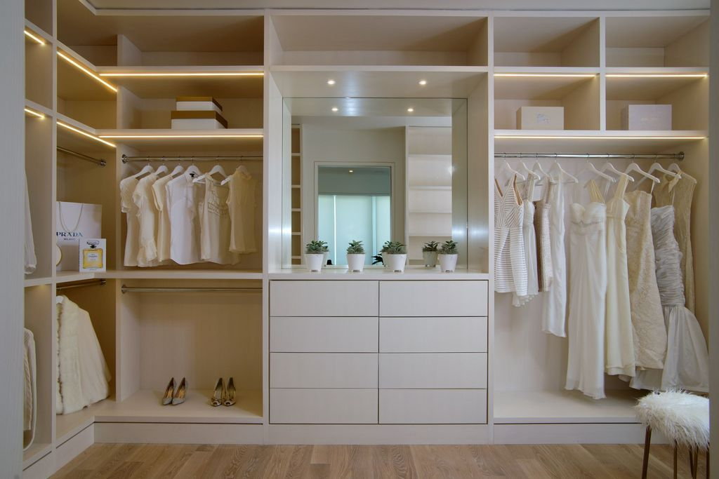 Closet Lighting Ideas And Under Cabinet Lights California Closets