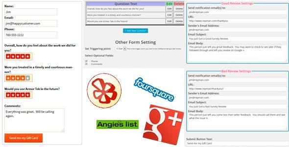 Deals Reputation Management Survey Wordpress Pluginonline after you - feedback survey template