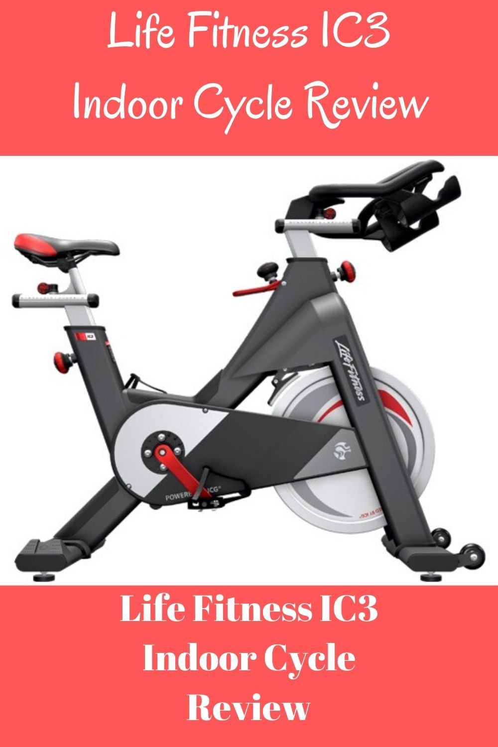 Life Fitness Ic3 Indoor Cycle Review In 2020
