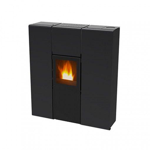 mcz flux hydro flat pellet stove boiler pellet stoves