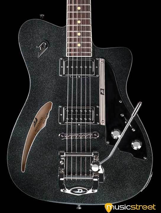 Duesenberg Caribou Ltd edition Stardust incl. Hard Case | Guitars ...