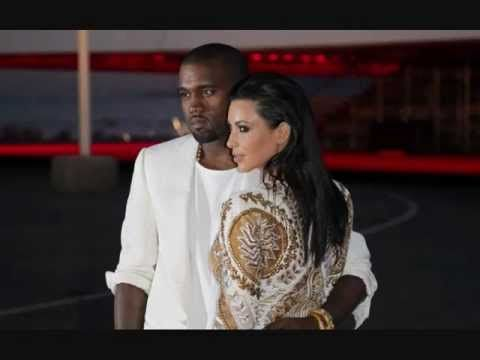 kim kardashian and kanye west-  Great  connection