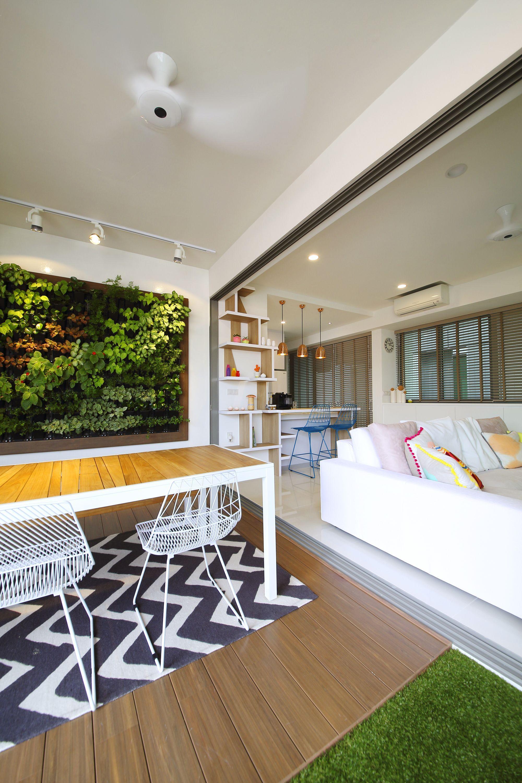 Love For Colours Scandinavian Condominium Interior Design Living Room With Balcony Condominium Interior Design Condominium Interior Home