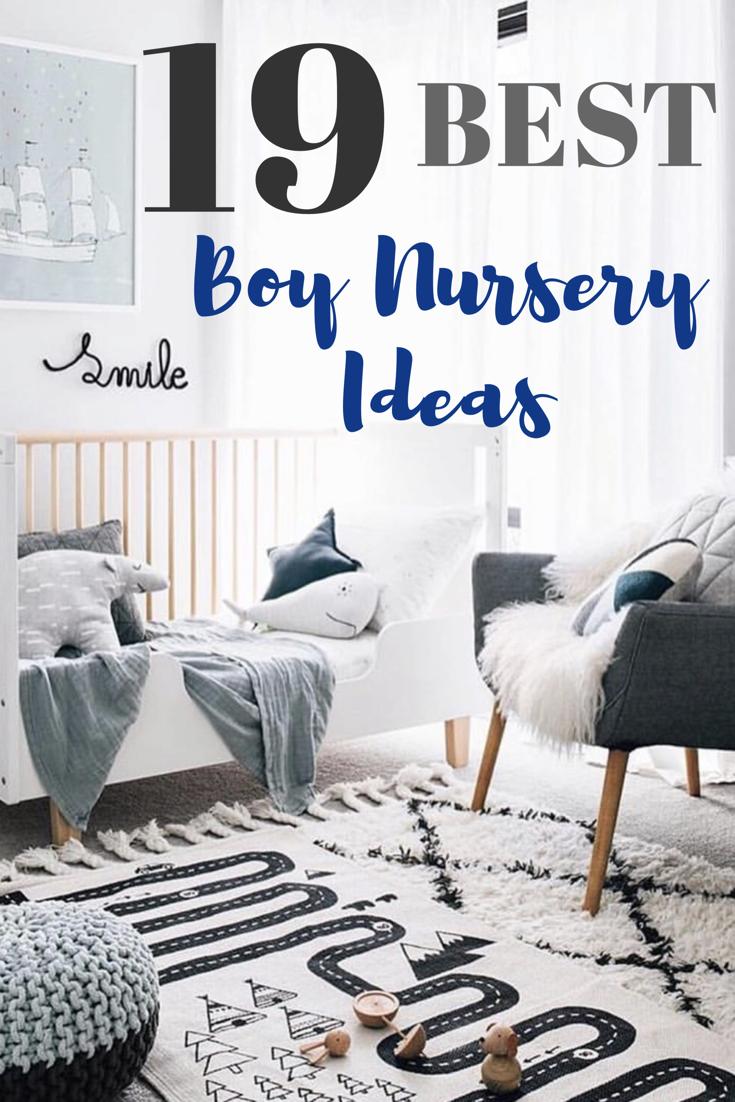 19 Best Boy Nursery Ideas images