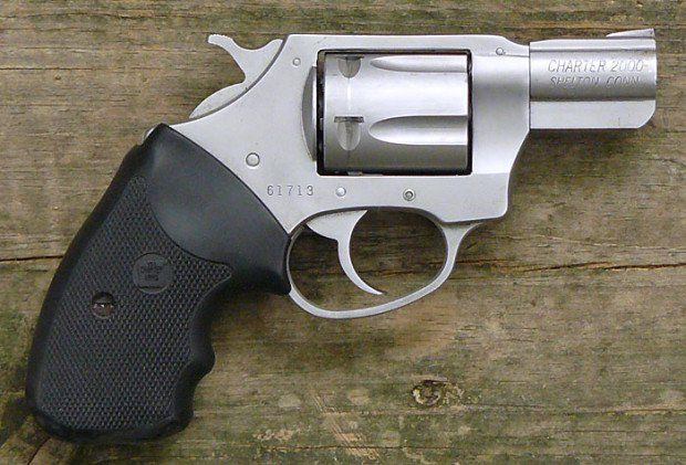 The Charter 2000 Undercoverette is the Best Revolver for Concealed Carry by http://guncarrier.com/the-best-revolver-for-concealed-carry-5-top-handguns