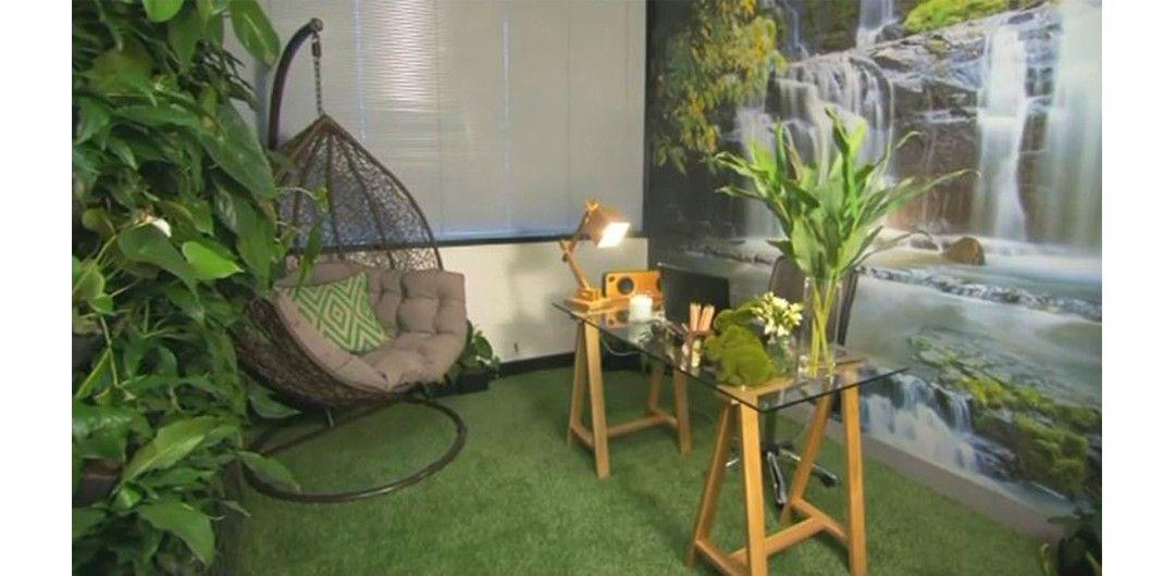 choose kakadu premium pod chair grey white from outdoor living